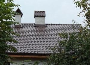 скатен покрив
