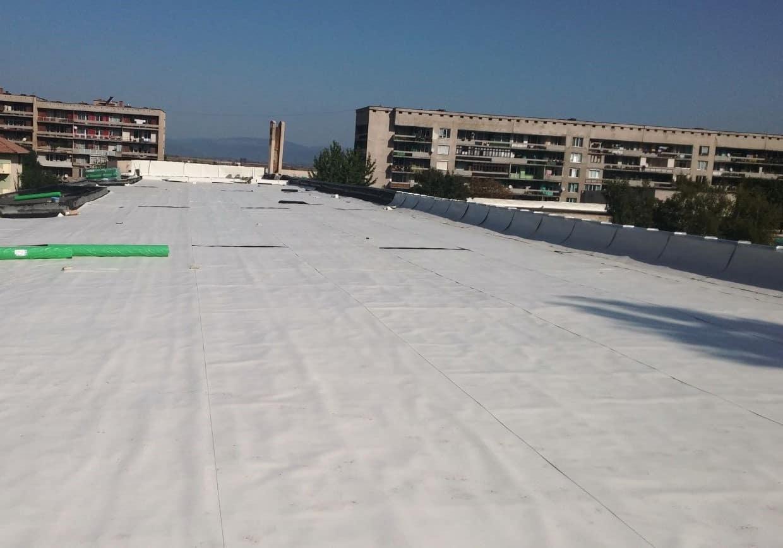хидроизолиран покрив
